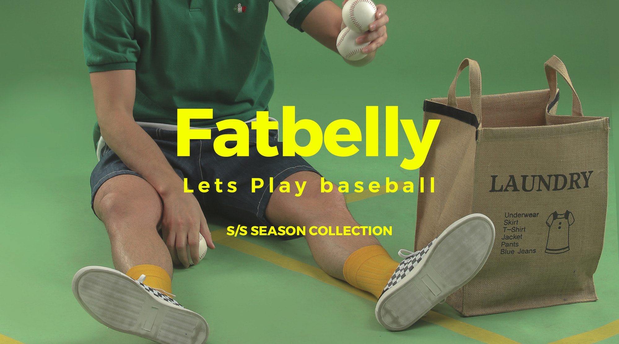 2018_FANCY BASEBALL Collection